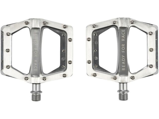 Cube RFR CMPT Flat Pedal grey